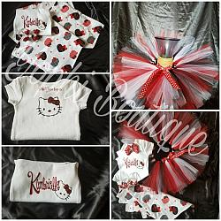 Newborn Kitty Welcome Set